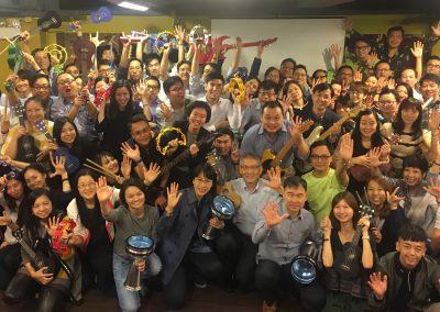 BANDINC for Vitasoy International at Hong Kong