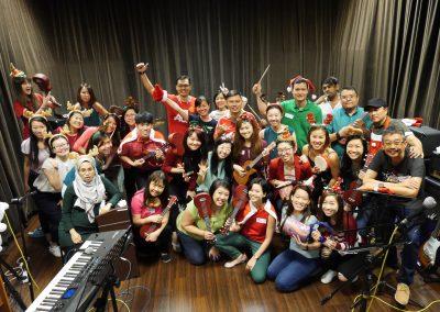 BANDINC at Scape Singapore